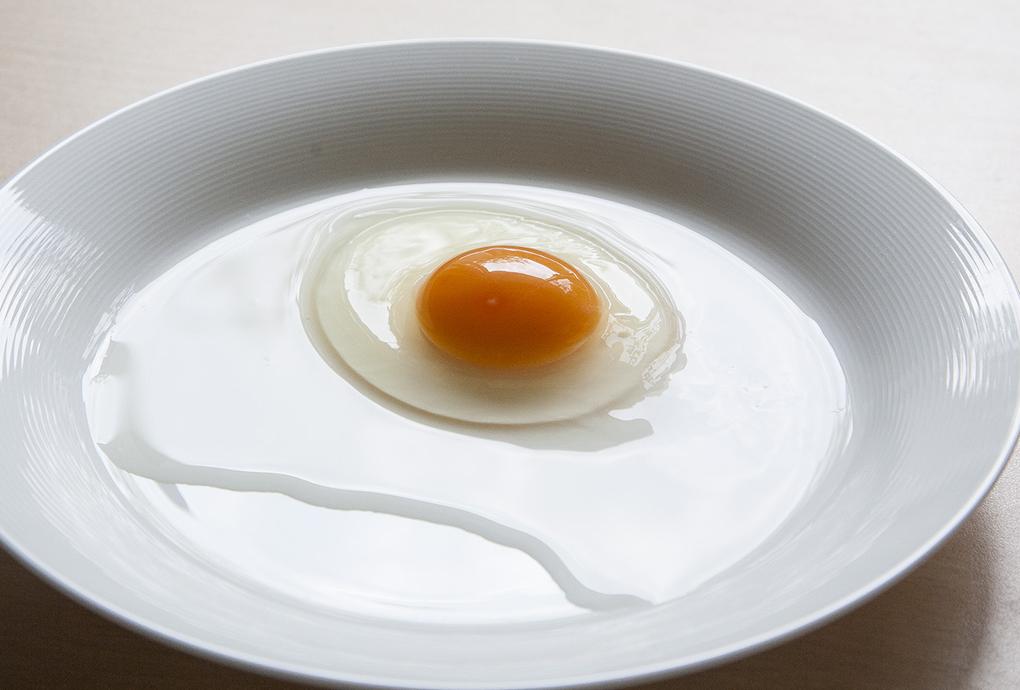 卵 に つける 酢 生